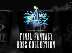 Final Fantasy 30周年特別版杯麵套裝