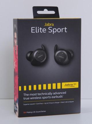 Jabra Elite Sport 以無線運動耳機定位