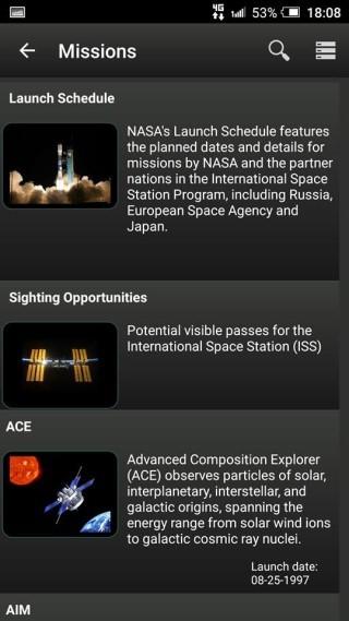 以不同太空任務介紹太空人的工作。