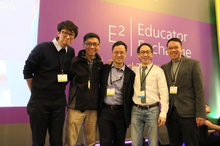 陳汝堅早前參與國際級教學會議時,認識了 Personalize learning 的優點,回港後將觀念融入課堂中。