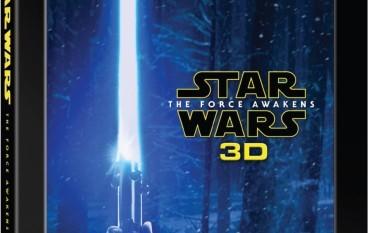 【場報】星戰 7《原力覺醒》 3D 三碟版 Blu-ray 殺到