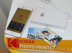Kodak 小型印相機細如 iPhone