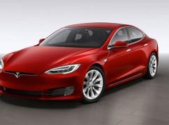0 到了96 只需 2.28 秒 Tesla P100D 加速力再破極限