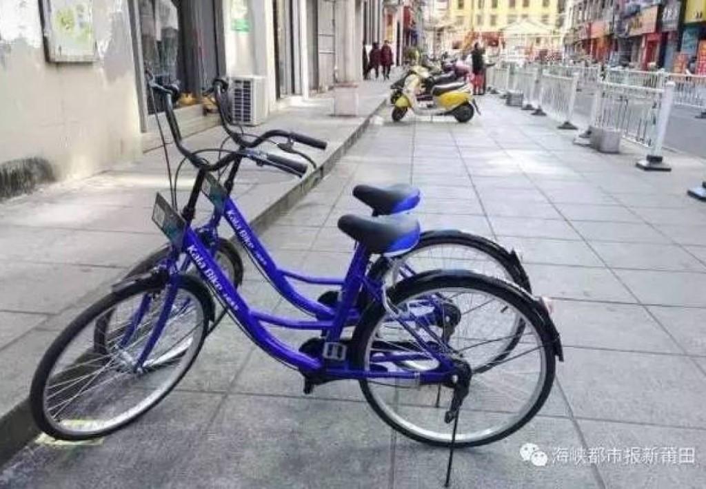 國內單車共享服務平台 1個月就投降
