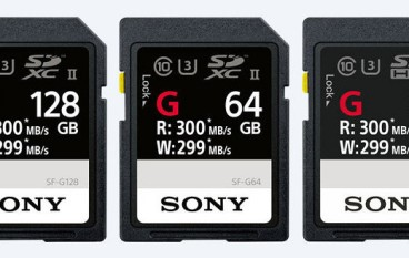 每秒300MB超高速 Sony 推出最快 SD 卡