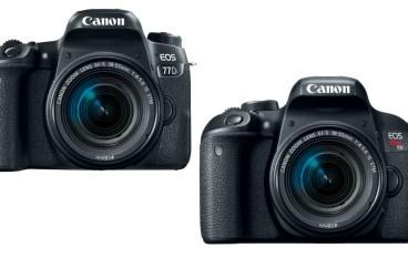 Canon EOS 77D 及 800D 登場 雙像素對焦技術下放