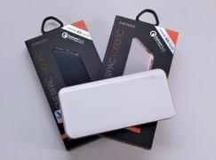 QC3.0 + USB Type-C 最強流動充電池 ENERPAC 10000C