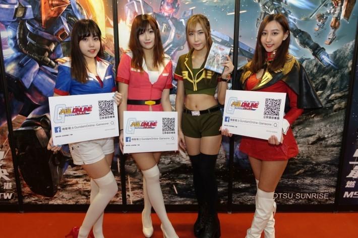 Gundam Online 正式推出