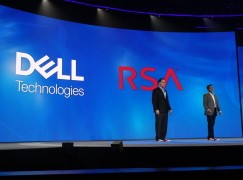 Michael Dell現身RSA Conference 2017