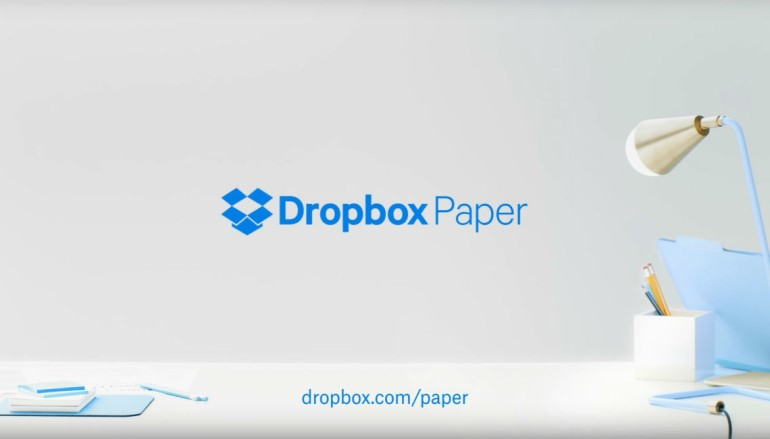 【團隊合作好容易】Dropbox Paper 正式推出