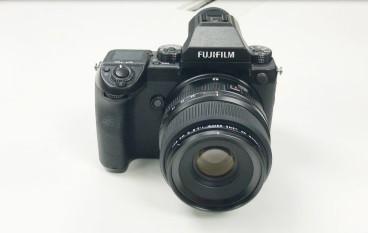 中片幅 Fujifilm GFX 50S 淨機身五萬一