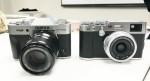 Fujifilm X-T20 X100F_OP