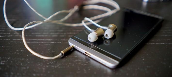 除了雙鏡頭拍攝,LG V20 在音樂處理亦是一大賣點。