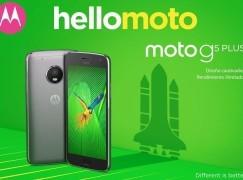【MWC 2017】中階旗艦 Moto G5 Plus 登場