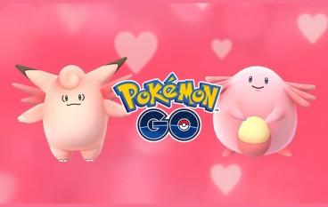 【粉紅精靈狂出現】Pokémon GO 情人節搞桃色活動