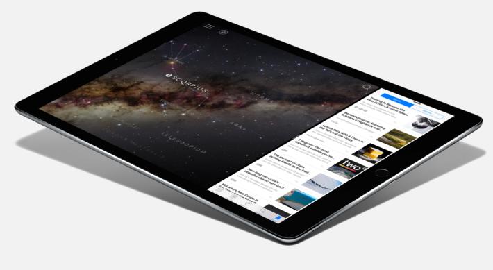 市場對於 10.7吋版本的 iPad 反應兩極。