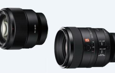 Sony 發表兩支散景鏡 頂尖入門都有得揀