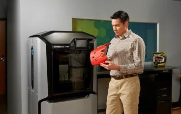 Stratasys 推出放入辦公室的 3D 打印機