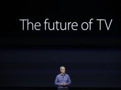 Apple 力推 TV 功能 傳統有線電視將受威脅