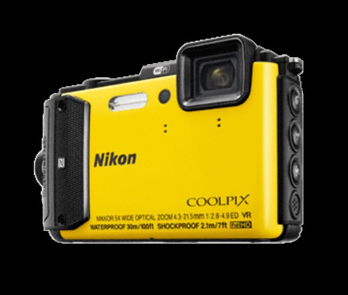 運動型相機,是輕便相機唯一的出路。