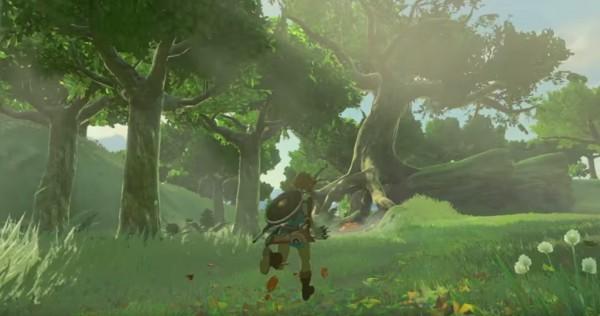 《撒爾達傳說 荒野之息》會在 3月3日,與 任天堂 Switch 同步推出。