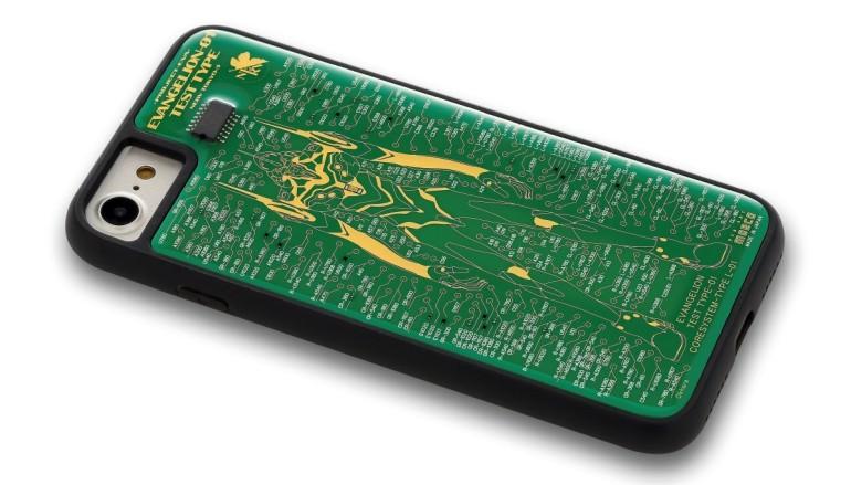 日廠電子技販再出 PCB 機殼 型爆 EVA 初號機印機背