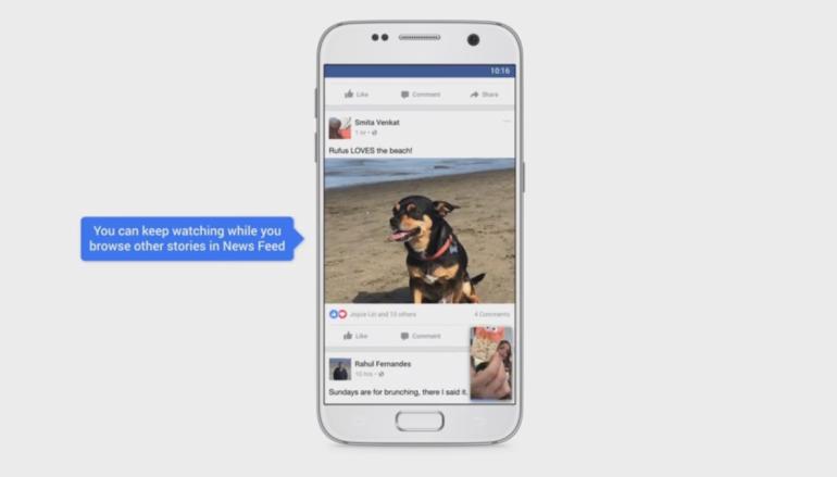 Facebook 新update In-app 睇片更方便