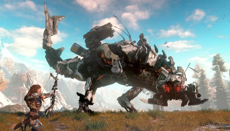 【遊戲速評】Horizon Zero Dawn 機械獵人 末世重生