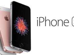 iPhone SE 容量加碼