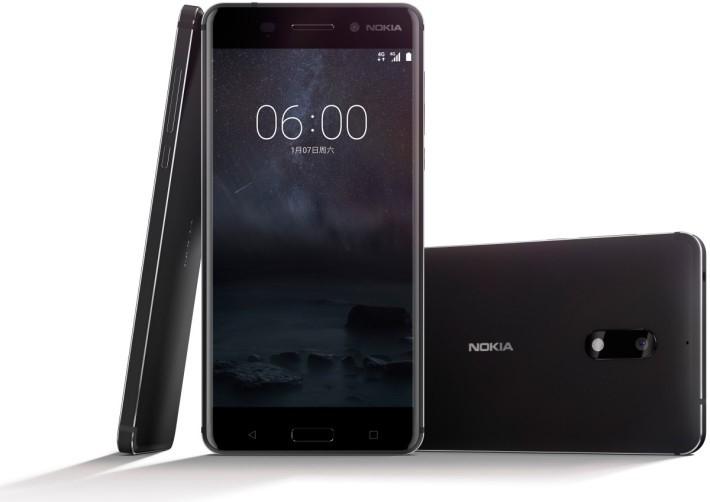 能用來開核桃的 Nokia 6