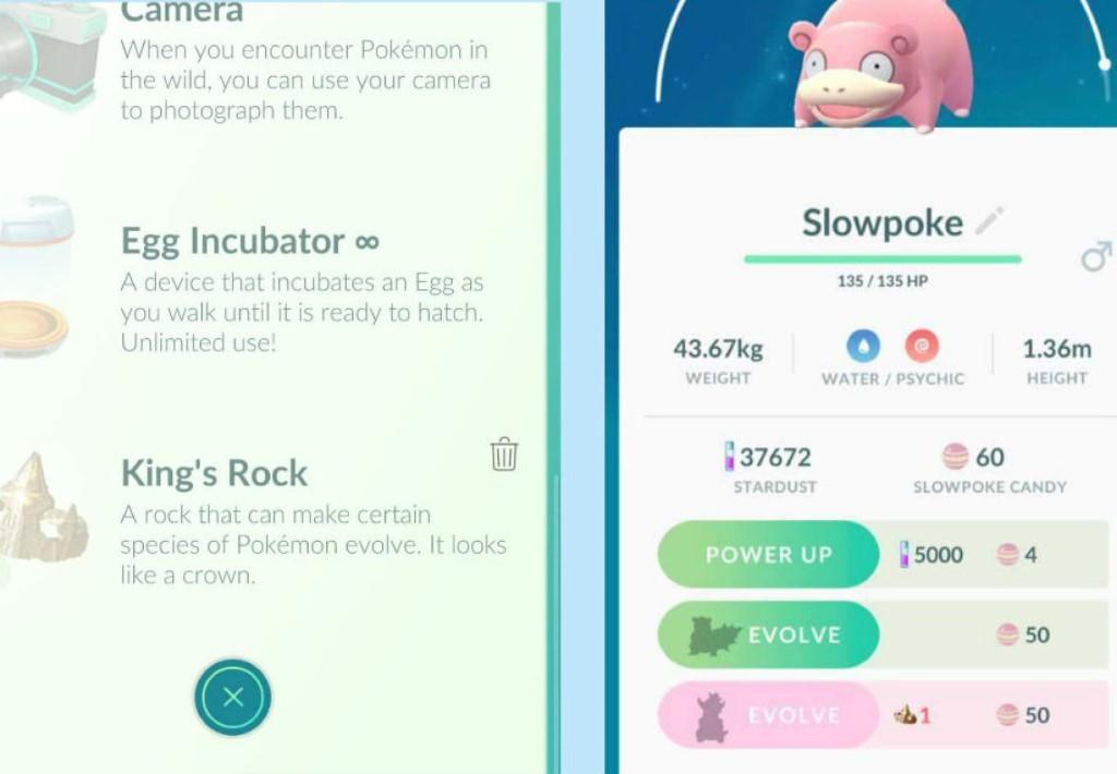 【Pokemon GO】進化唔止要食糖 進化道具你要知