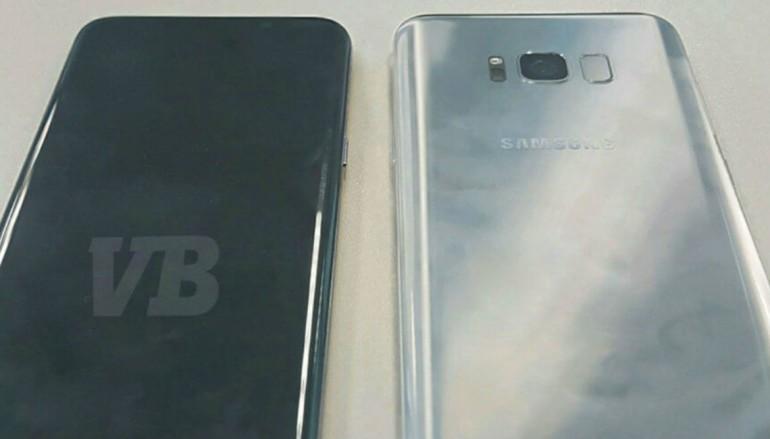 S8 機背曝光 證指紋解鎖在機背