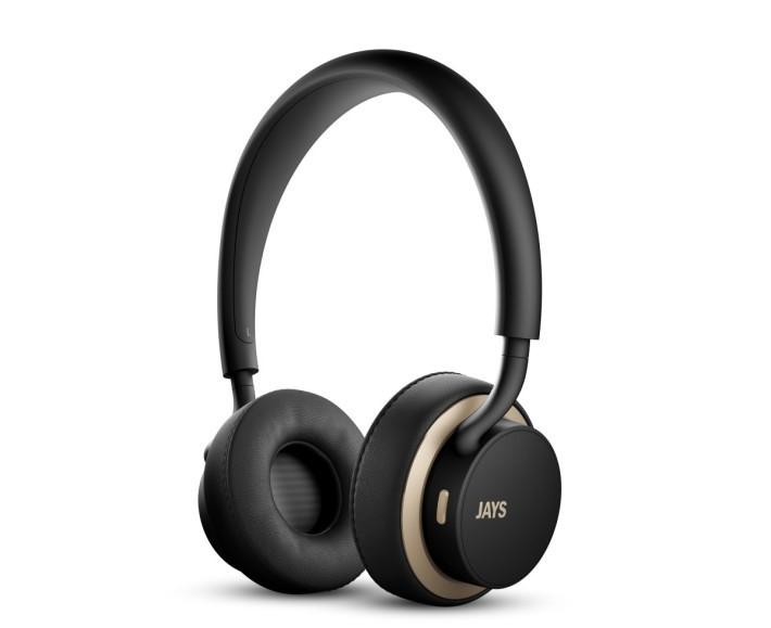 JAYS u-JAYS Wireless 特別設有 Touch Control,讓耳機能控制音量、選曲及接聽電話等等。