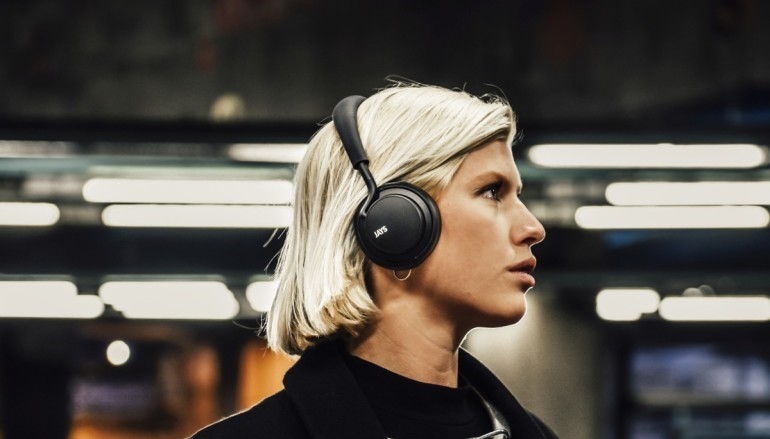 觸控操作 JAYS u-JAYS Wireless 無線頭戴式耳機