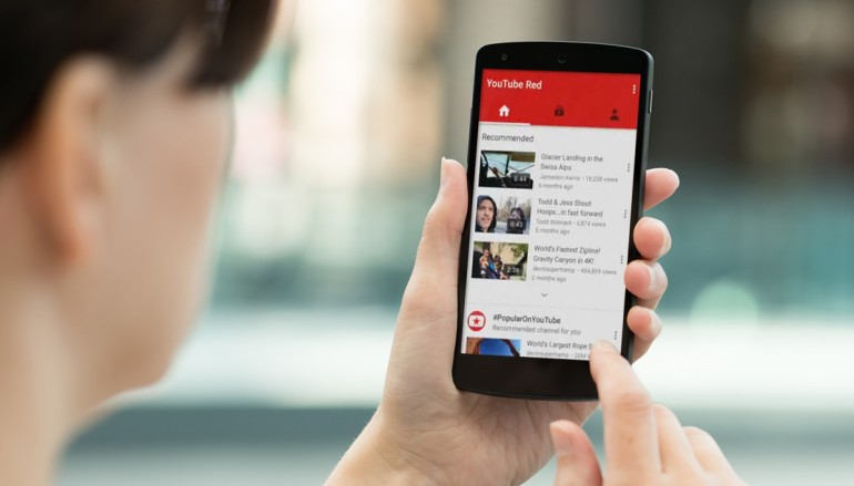 YouTube 每日瀏覽時數高達10億小時?!