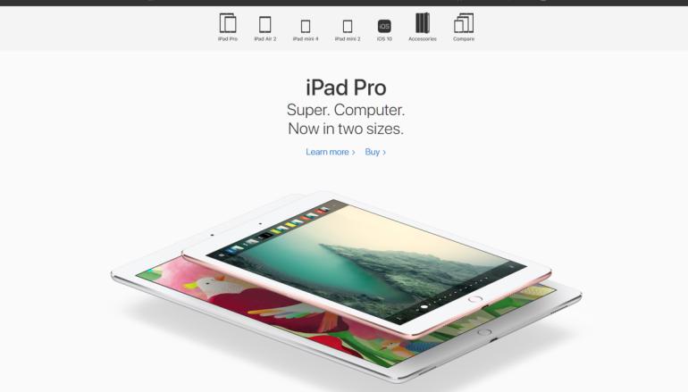 Apple 官方網站即將更新 新產品發表在即
