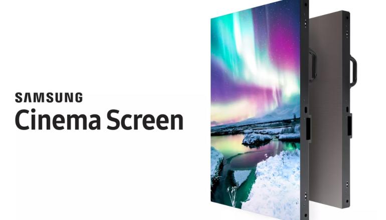 Samsung 計劃興建 4K LED 電影屏幕