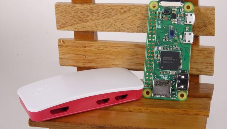 DIY 無線新玩具 Raspberry Pi Zero W 開箱玩