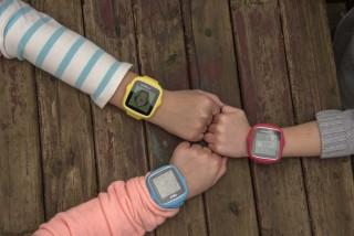 JUMPY Plus 兒童智能手錶,除了設有定位功能,更能讓家長與小朋友作通話及以短訊繫,方便簡單。
