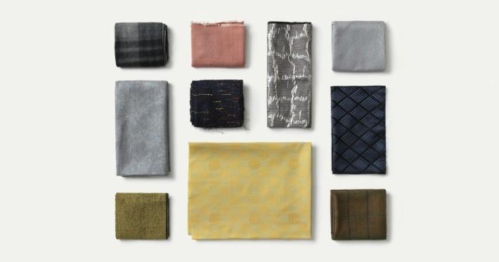 混紡出來都智能布料,可以是絲、棉或人造纖維,是看不出與傳統布料有分別。