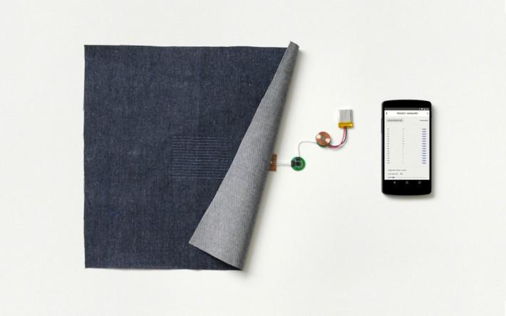 透過微型的零件配合,可操控手機,或其他更多不同的智能應用。