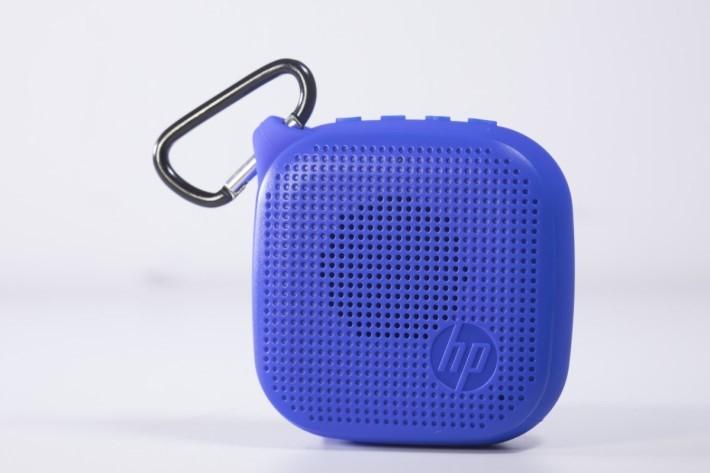 外形小巧的 hp Bluetooth Mini Speaker 300