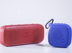 旅行必備 hp Bluetooth Mini Speaker 系列
