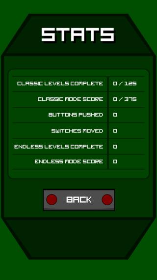 App中有統計表記錄玩家成績。