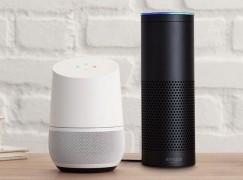 Amazon vs Google 智能分別拉攏手機品牌造勢
