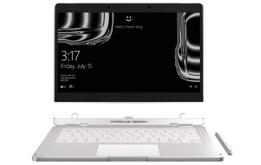 Porsche Design BOOK ONE 抵買過 Surface Book ??