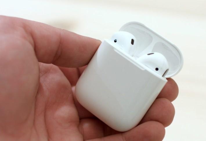 加入尋找 AirPods 耳機的功能。