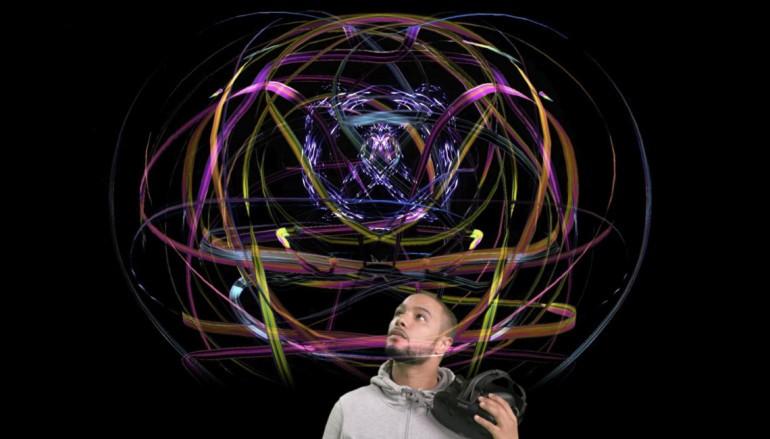 去 Art Basel 睇 VR 畫展同時化身藝術家