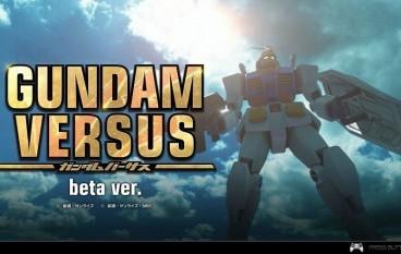 Gundam Versus Beta 小評