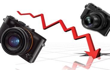【DC 寒冬】CIPA 發布去年全球數碼相機銷量下跌 31.7%